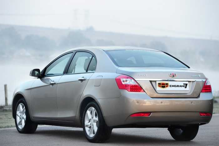 Geely Emgrand EC7