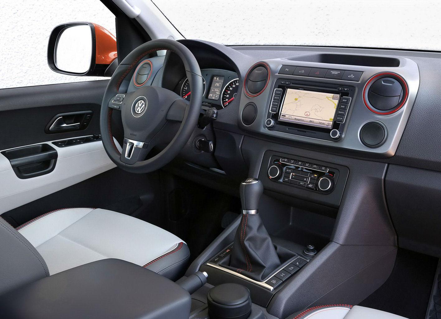 VW Amarok Canyon