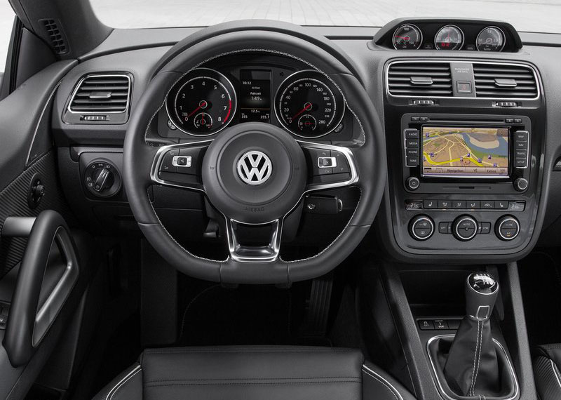 Volkswagen Scirocco 1.4 TSI 160 İncelemesi