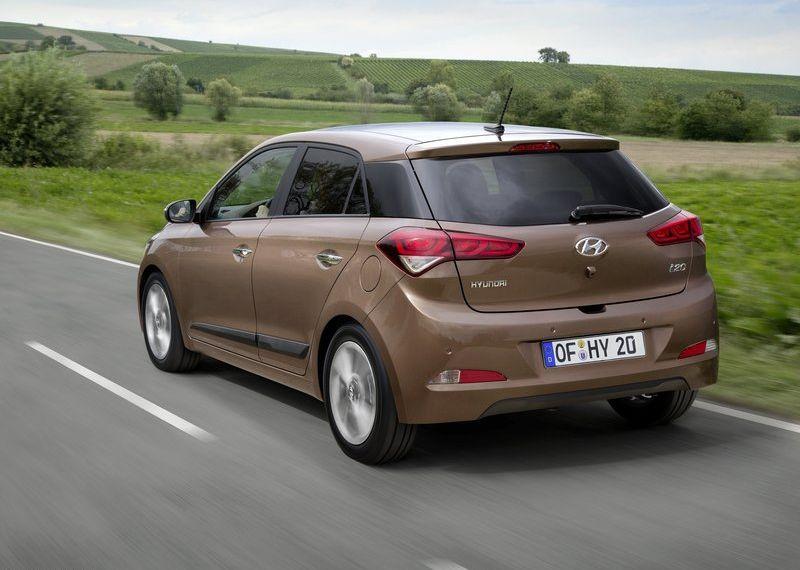 Yeni Hyundai i20 (2015) Teknik Özellikleri ve İncelemesi