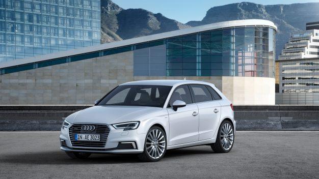 Audi ailesinin melez üyesi A3 E-Tron