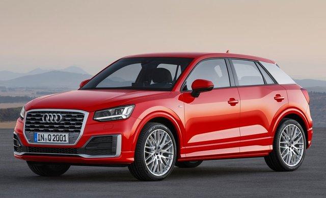 Audi Q2 SUV Satış Fiyatı