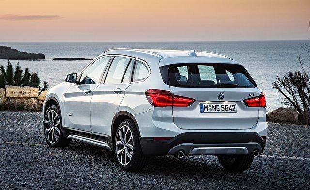 BMW X1 özellikleri