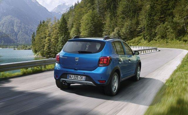 Dacia Sandero Stepway SUV Satış Fiyatı