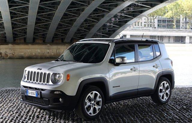 Jeep Renegade SUV Kaç Beygir?
