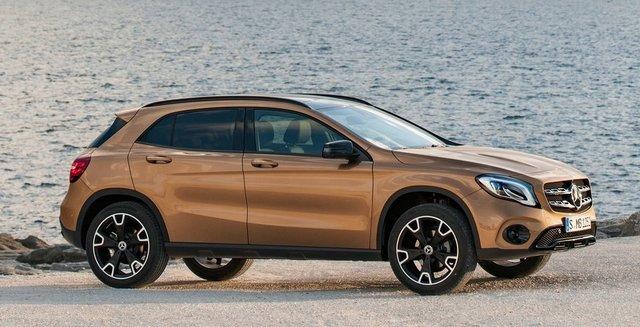 Mercedes GLA SUV Ne Kadar Sattı?