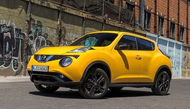 Nissan Juke SUV Satış Fiyatı