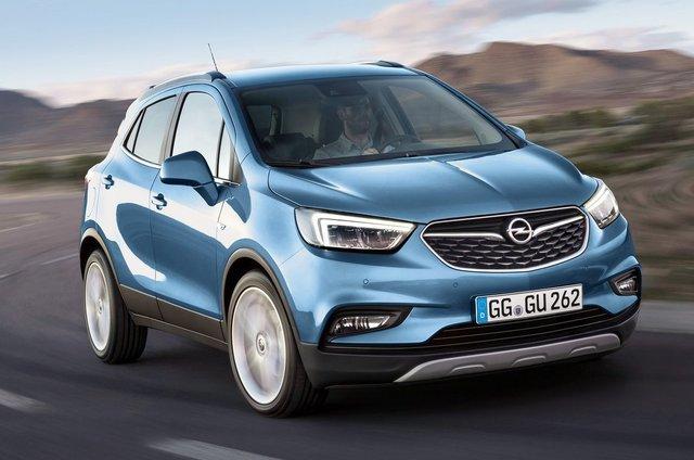Opel Mokka X SUV Satış Fiyatı