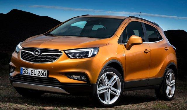 Opel Mokka X SUV Özellikleri