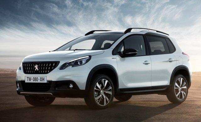 Peugeot 2008 SUV Satış Fiyatı