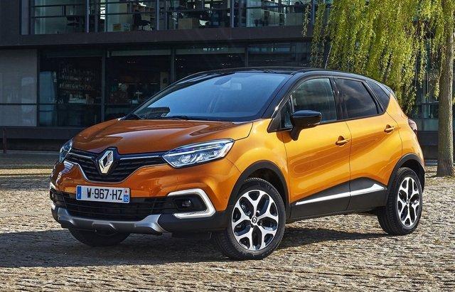 Renault Captur SUV Satış Fiyatı
