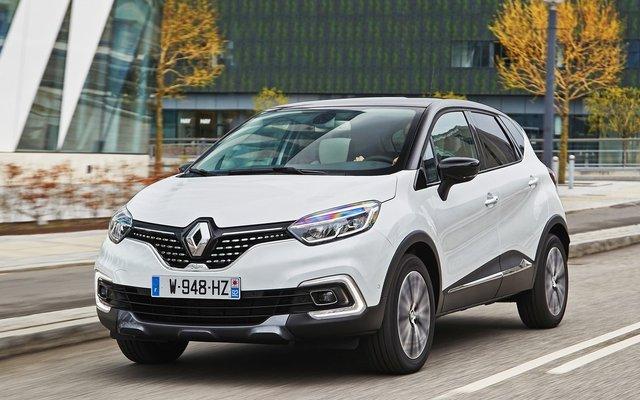 Renault Captur SUV Özellikleri