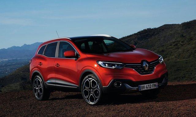 Renault Kadjar SUV Özellikleri