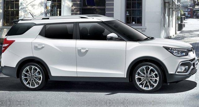SsangYong Tivoli SUV Satış Fiyatı