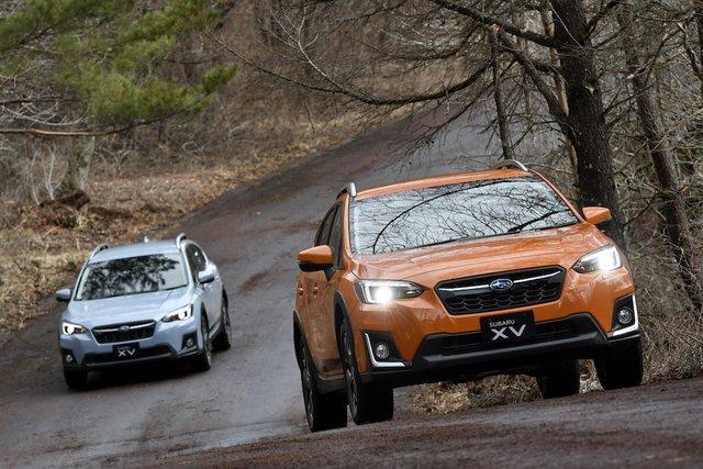 Subaru XV SUV