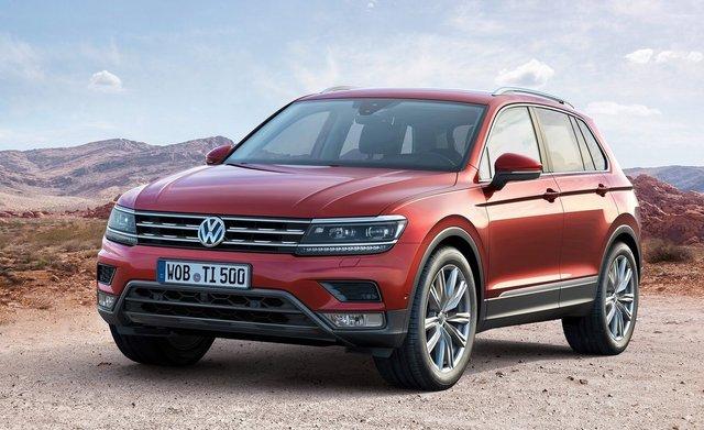 Volkswagen Tiguan SUV Türkiye fiyatı 112 bin 960 TL'den 224 bin TL'ye kadar değişiyor.