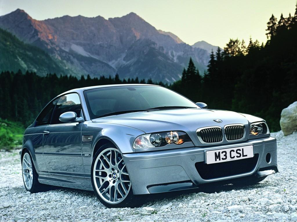 BMW M3 CSL - En Özel BMW M Otomobilleri Listesi