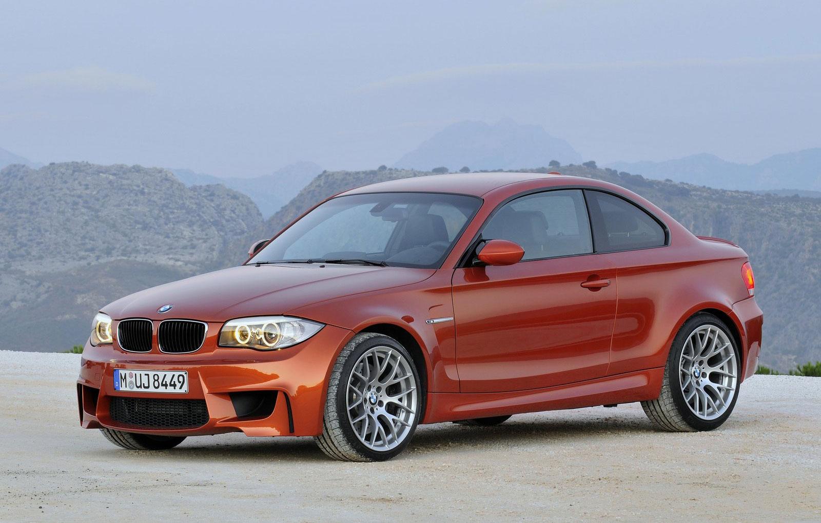 BMW 1 Serisi M Coupe - En Özel BMW M Otomobilleri Listesi
