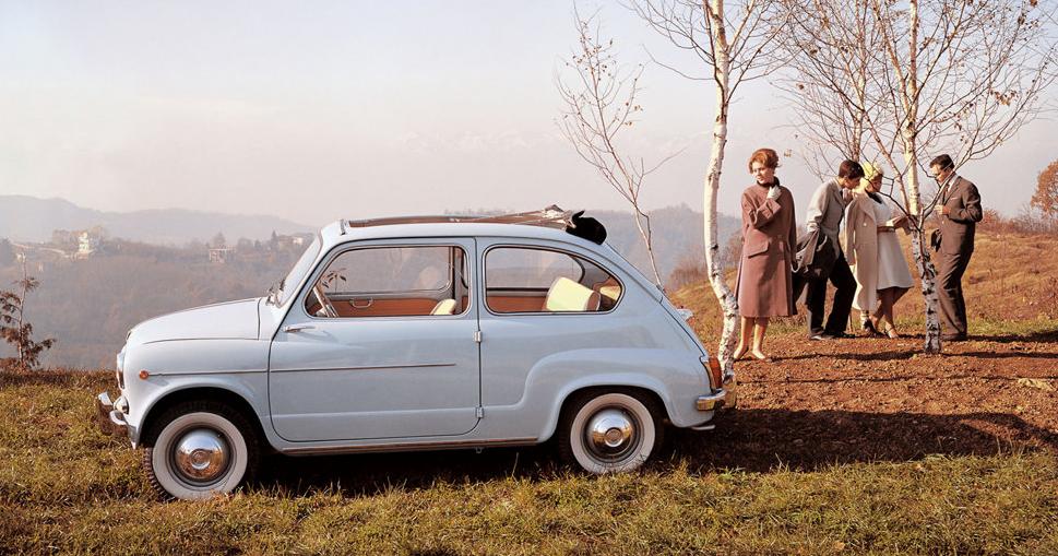 Fiat 600 - 60 yaşındaki Fiat 500 Modelinin Tarihçesi