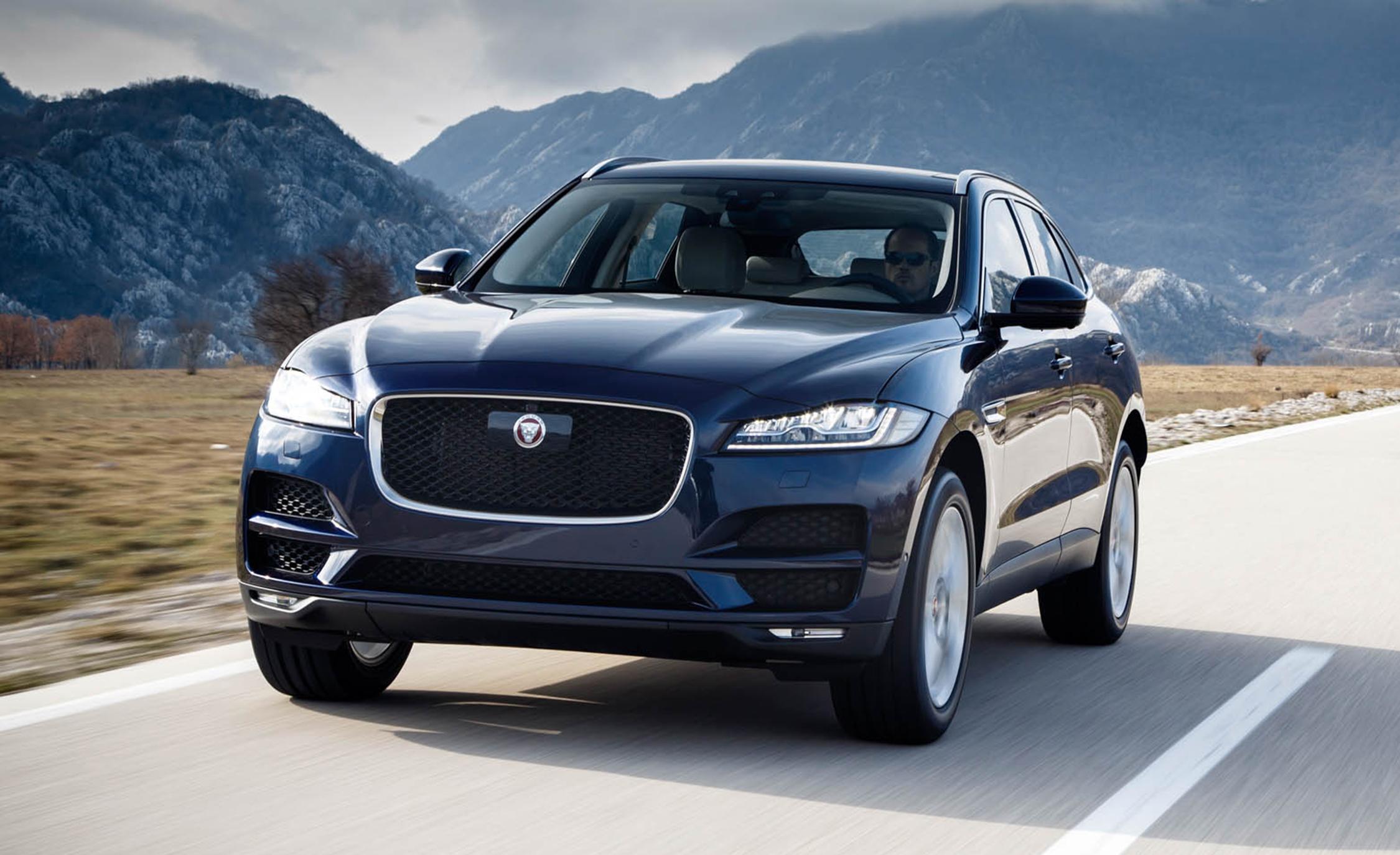 Gelecek Senelere Damga Vuracak SUV Modeller Jaguar J-Pace