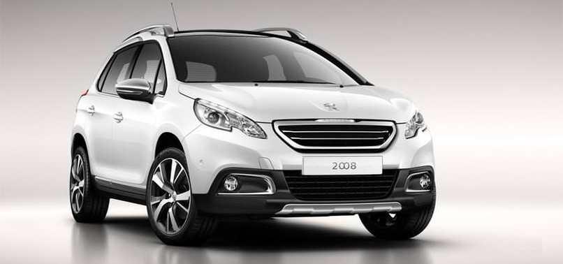 Gelecek Senelere Damga Vuracak SUV Modeller Peugeot 2008