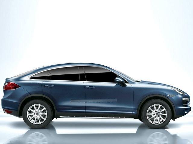 Gelecek Senelere Damga Vuracak SUV Modeller Prosche Cayenne