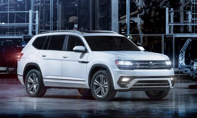 Gelecek Senelere Damga Vuracak SUV Modeller VW Touareg