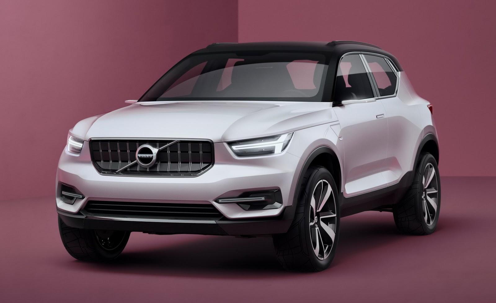 Gelecek Senelere Damga Vuracak SUV Modeller Volvo XC 40