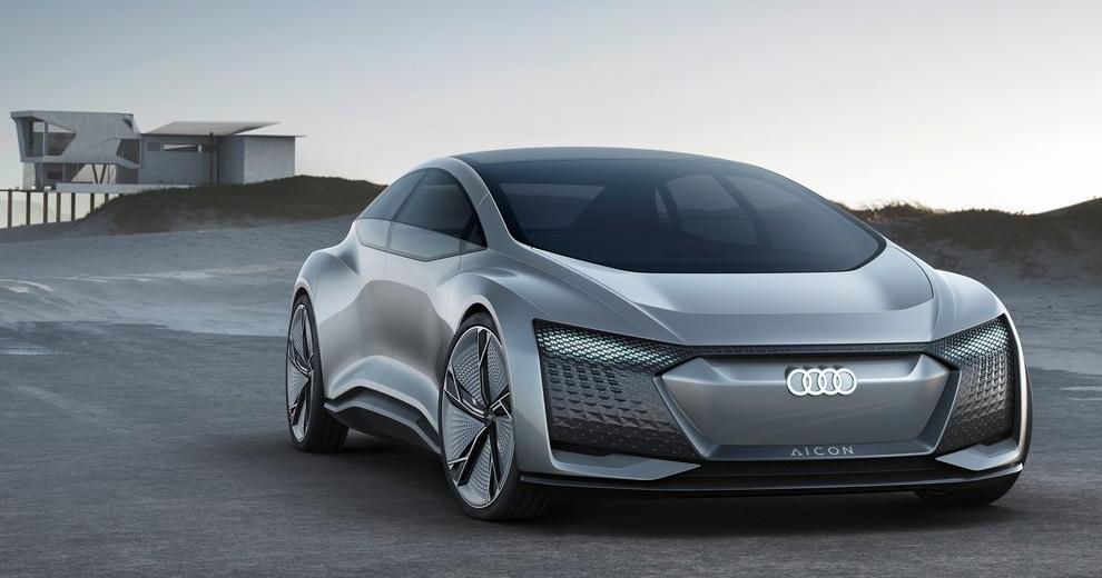 Audi'nin Frankfurt Otomobil Fuarı'nda Sunduğu Yenilikler