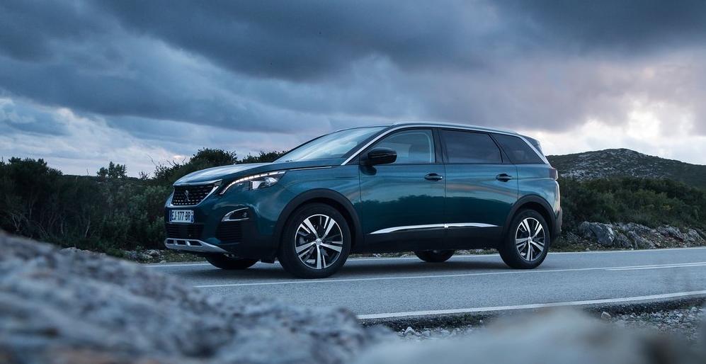 Peugeot 5008'in Geçirdiği Değişiklikler