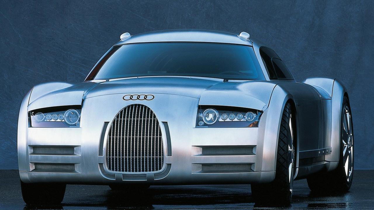 Audi Rosemeyer Retro Konsept