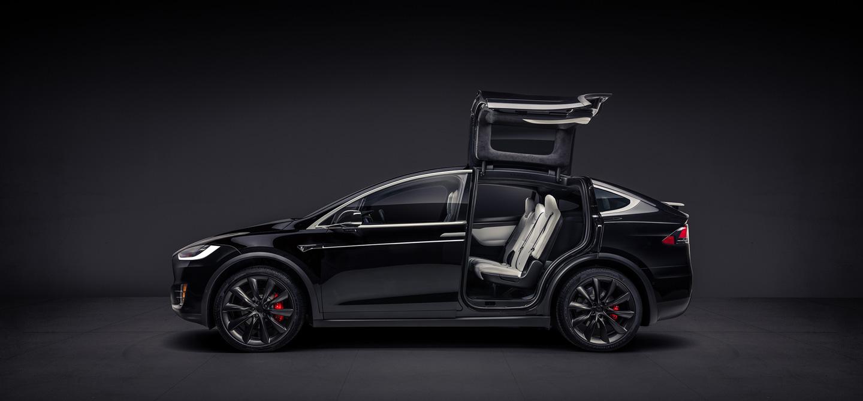 2017 Tesla Model X Suv Menzili Ne Kadar