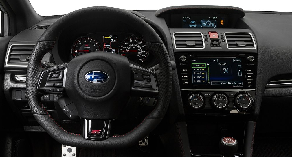 Subaru WRX STI Ön Panel