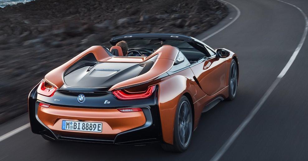 BMW i8 Roadster Görünüm : BMW'nin SUV'ları 2018'de büyük atılım yapacak!