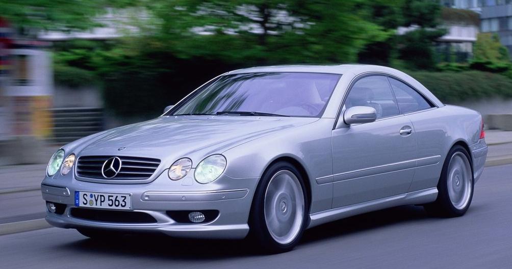 2000 CL55 AMG - Mercedes AMG