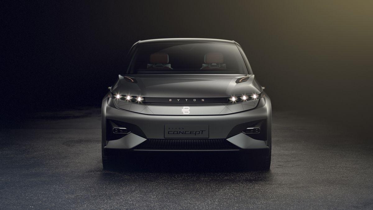 Byton Concept SUV Özellikler