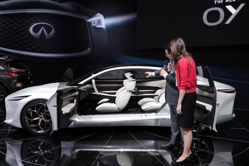 Chicago Otomobil Fuarı 2018