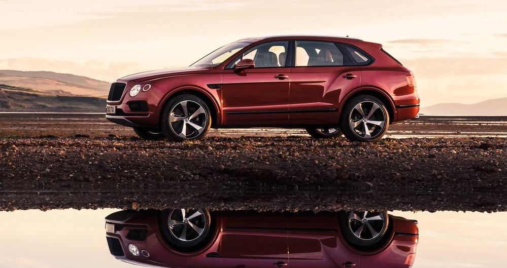 Bentley Bentayga Görünüm