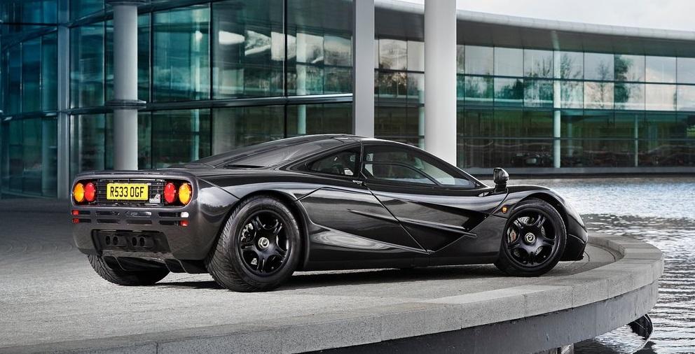 McLaren F1 Görünüm