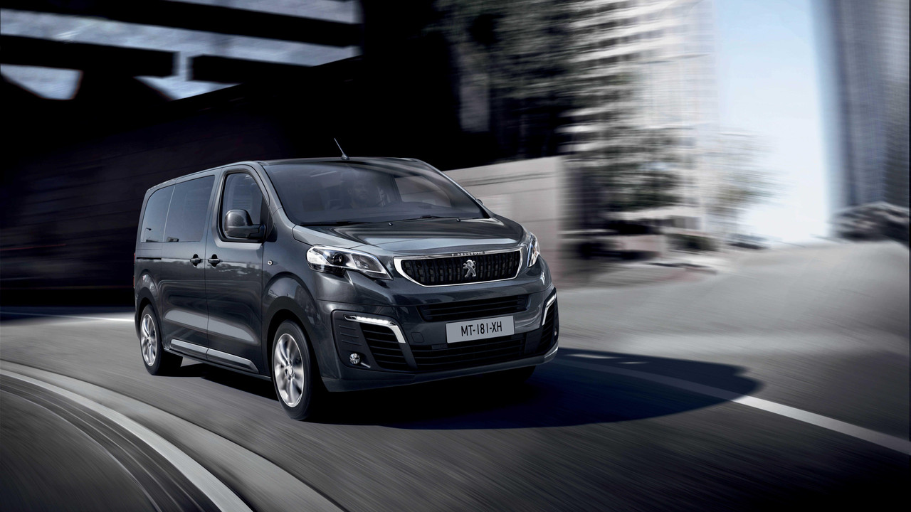 Peugeot Expert Traveller Görünüm
