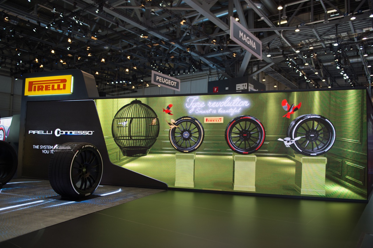 Pirelli lastik teknolojileri