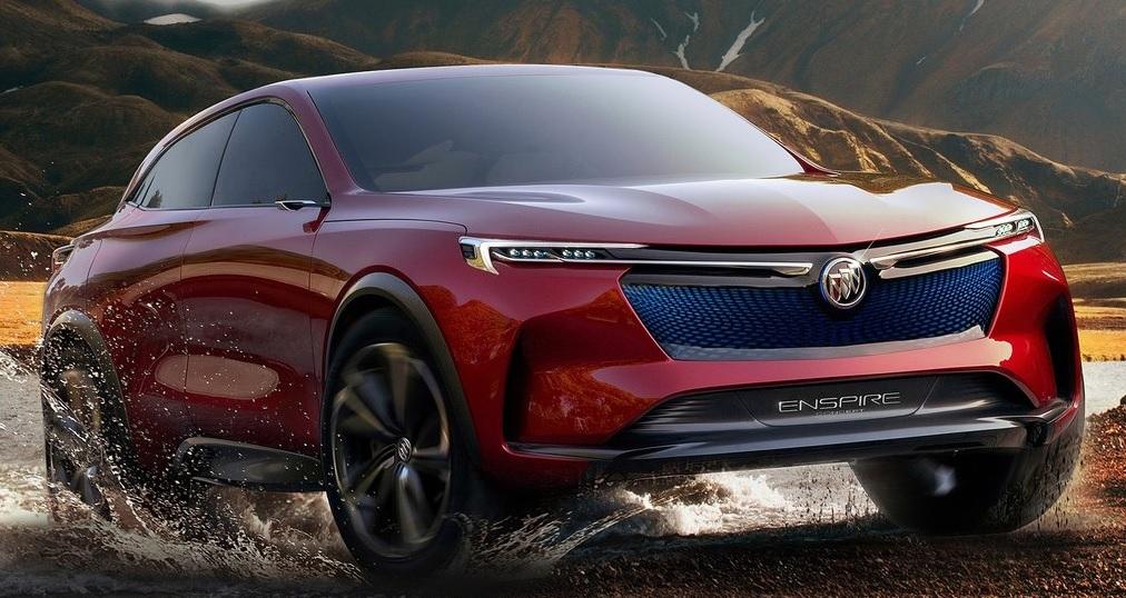 Buick Enspire görünüm