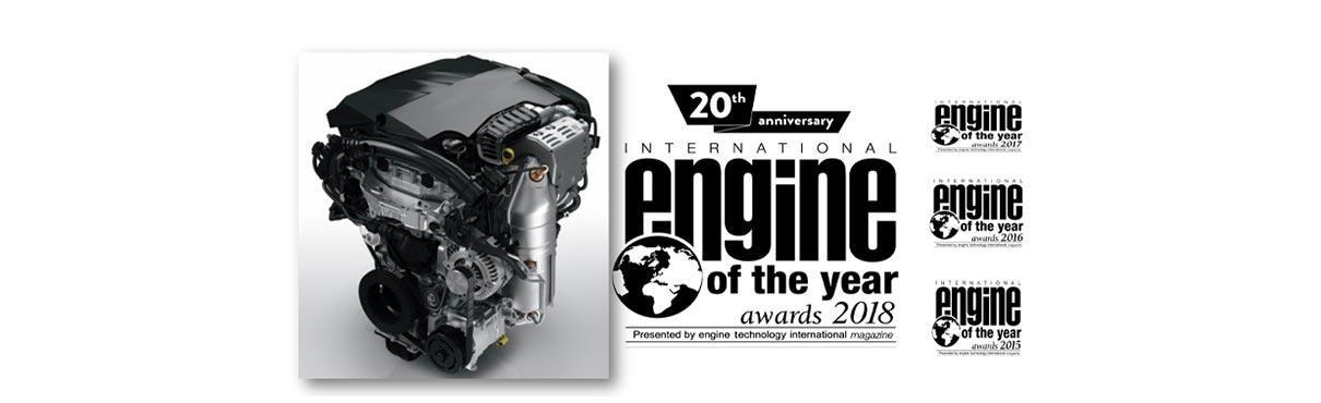 2018'in En İyi Motorları ödülleri