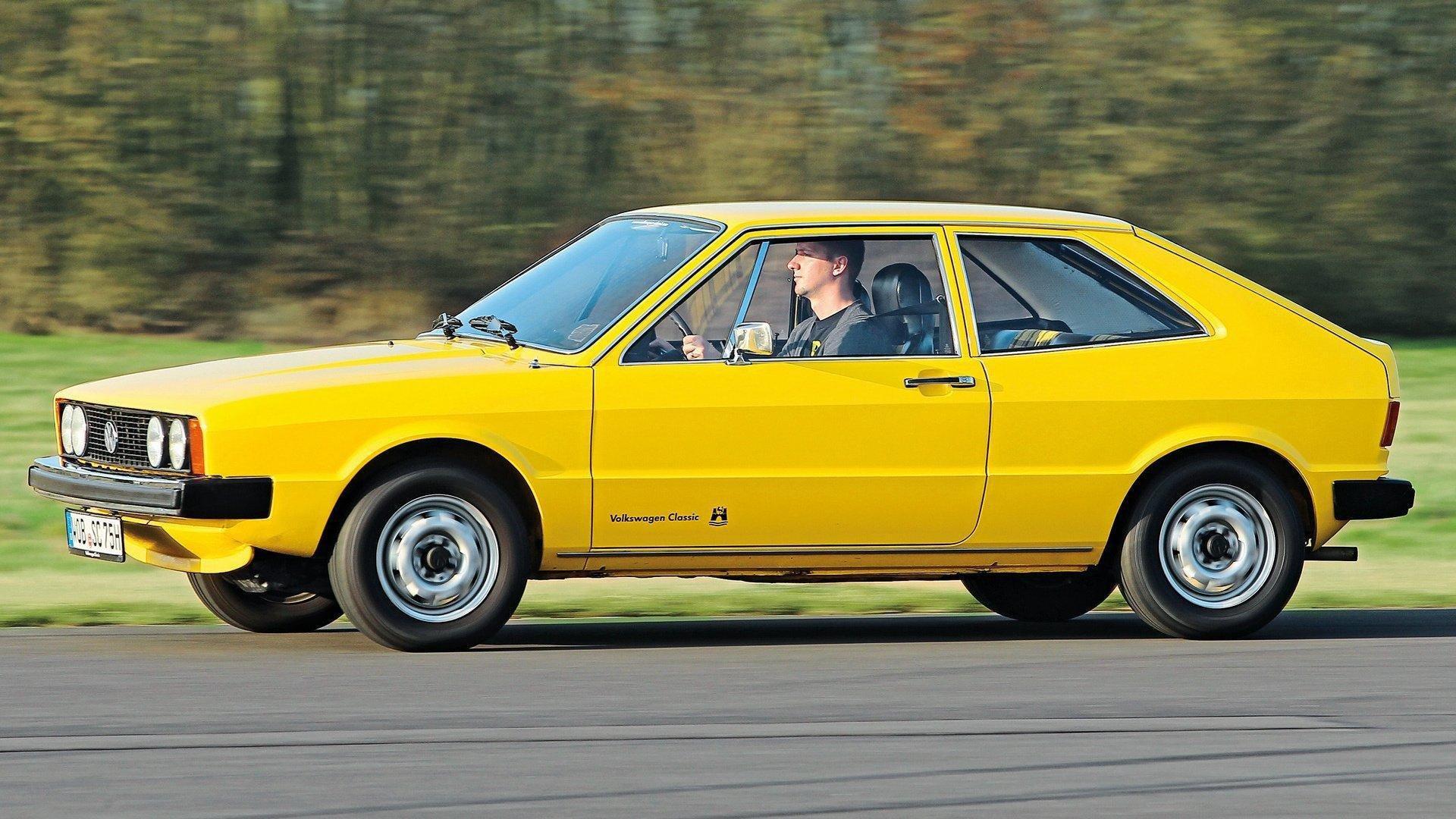 Volkswagen Scirocco I foto - Volkswagen Scirocco III karşılaştırma