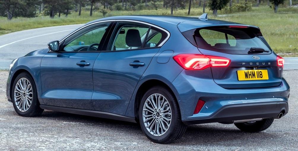 Ford Focus sürüş dinamiği