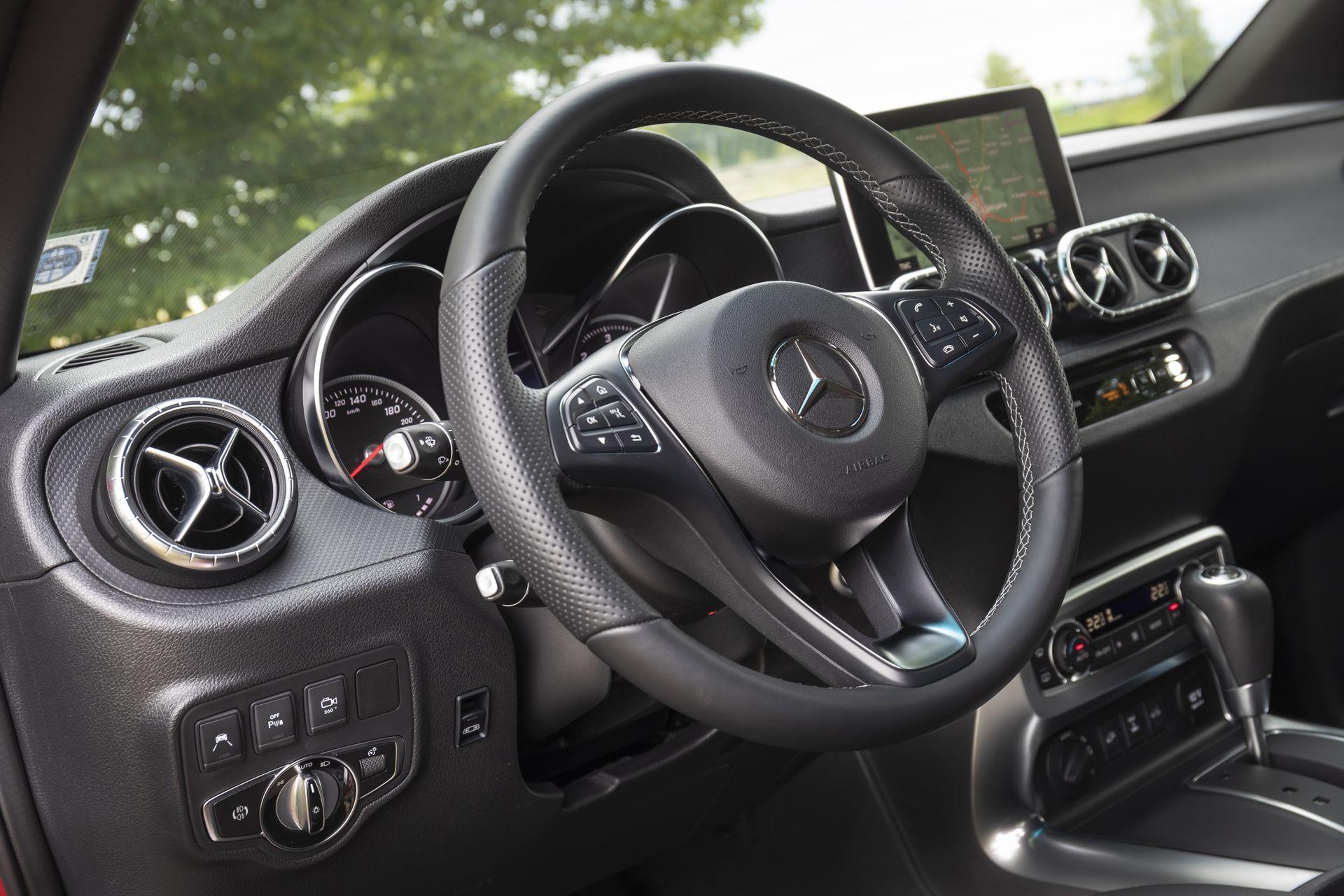 Mercedes-Benz X 350 d
