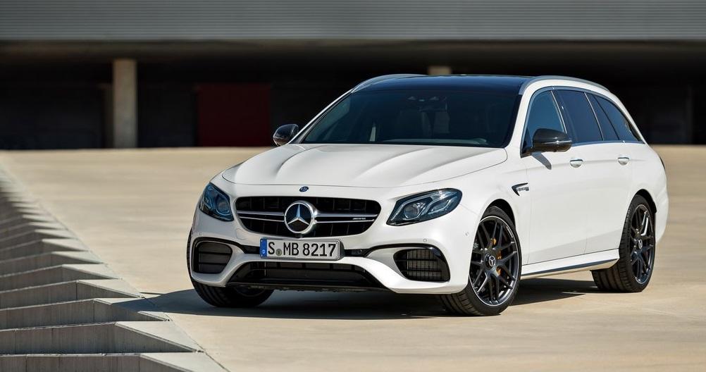 Mercedes E 63 S