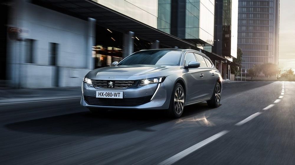 Peugeot: Çevreci Aslanlar 508 SW