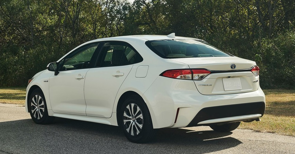 Toyota Corolla Hibrit