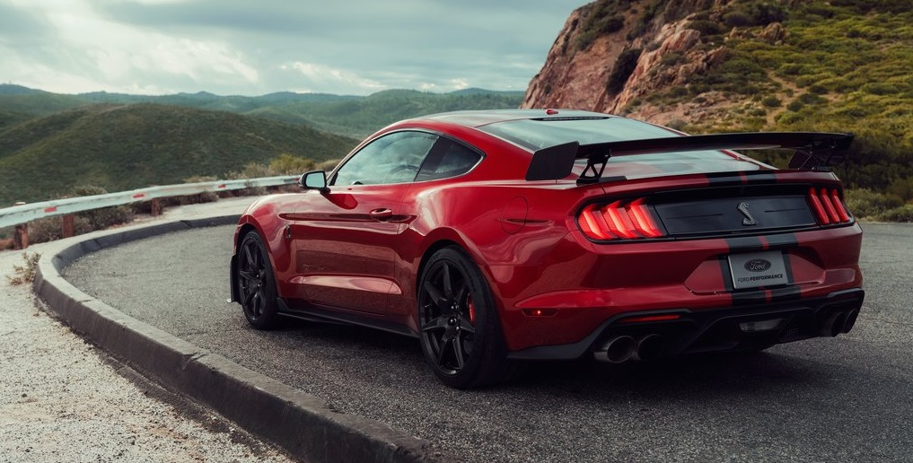 Ford Shelby
